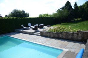 Pool Patio & Turfing Burley In Wharfedale
