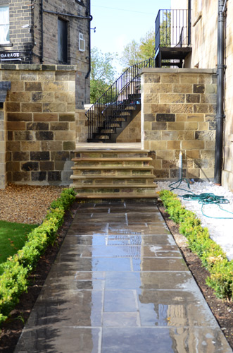 Yorkshire Pro Paving Driveway, Garden Patio, Walling and Turfing-2