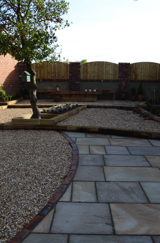Yorkshire Pro Paving Garden Patio, Walling and Fencing-1