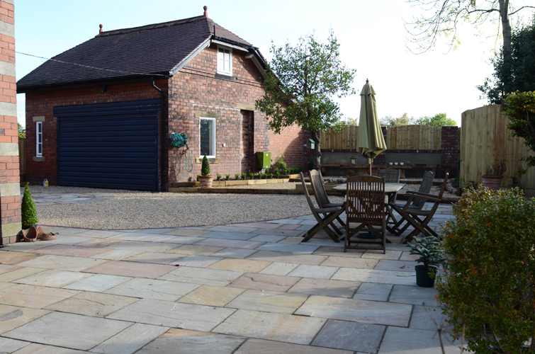 Yorkshire Pro Paving Garden Patio, Walling and Fencing