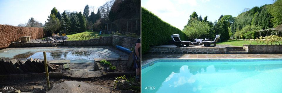 JB Creatives YPP swimming pool garden burley in wharfedale1