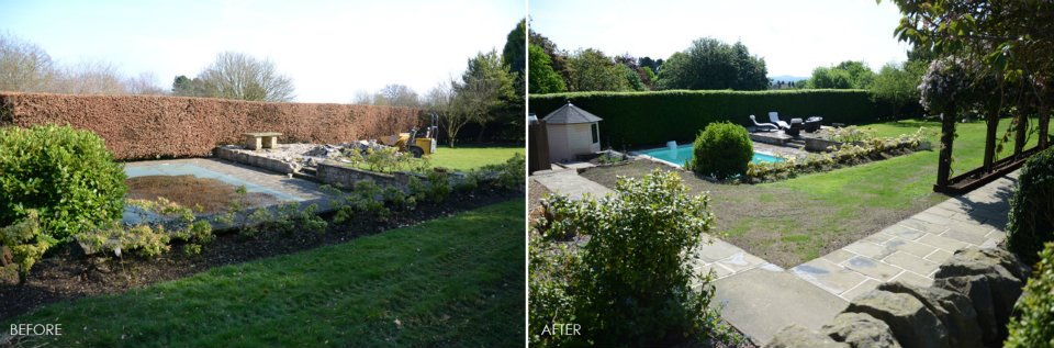JB Creatives YPP swimming pool garden burley in wharfedale2