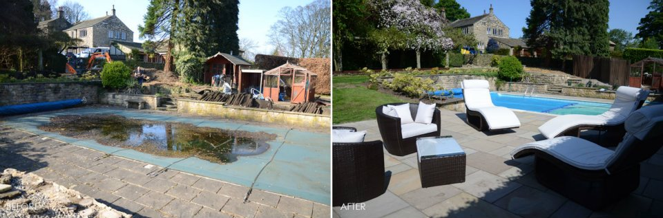 JB Creatives YPP swimming pool garden burley in wharfedale4