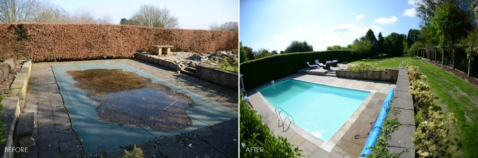 JB Creatives YPP swimming pool garden burley in wharfedale6