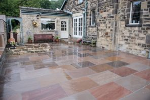 Patio Update, Ilkley